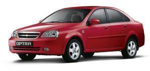 Chevrolet Optra Visión Frontal del vehículo