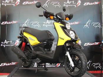 Yamaha Biwis 125 4 Tiempos