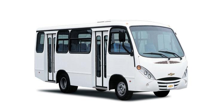 buses chevolet