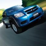 Mazda BT50 la respuesta perfecta para todo tipo de actividades de ocio al aire libre.