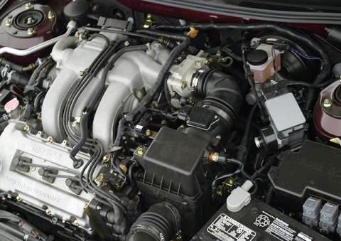 Mazda 626 Motor