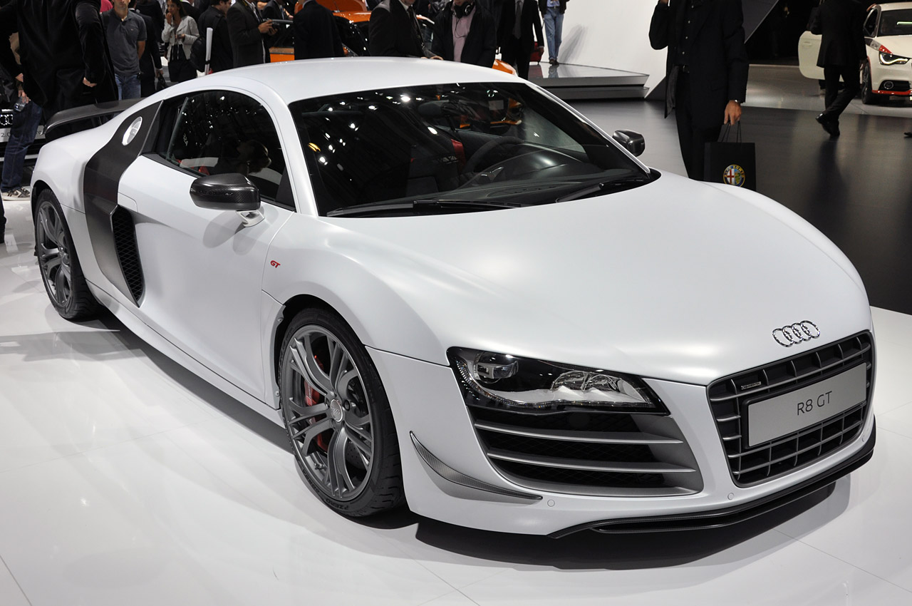 Report: 2011 Audi R8 GT priced from $198,000