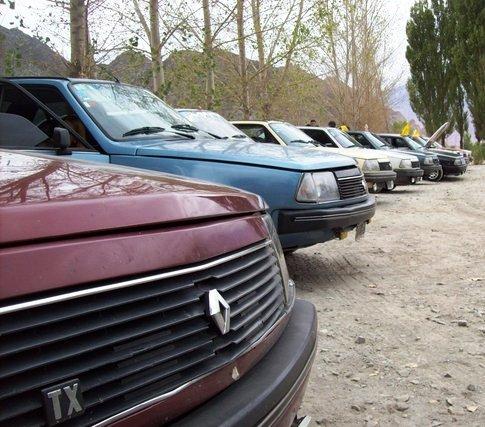 Renault 18 varios