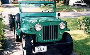 JEEP WILLYS 1953-1968