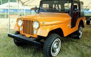JEEP WILLYS 1954-1983