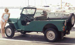 JEEP WILLYS 1955-1968