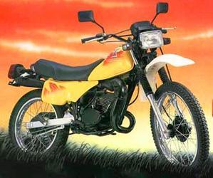 Suzuki TS125 1970