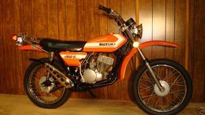 Suzuki TS125 1972