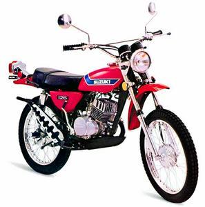 Suzuki TS125 1973