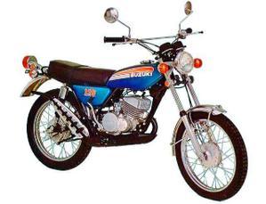 Suzuki TS125 1974
