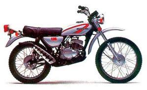 Suzuki TS125 1975