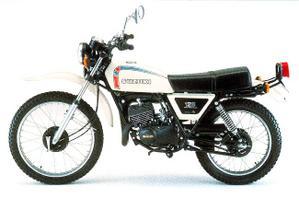 Suzuki TS125 1978