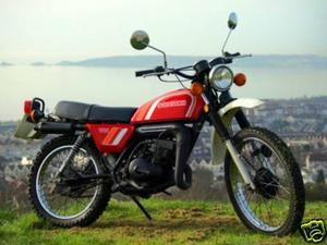 Suzuki TS125 1978_