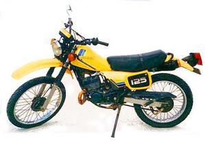 Suzuki TS125 1982