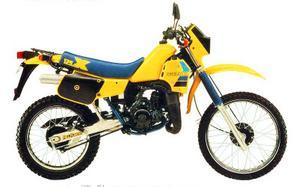 Suzuki TS 125 | 1984