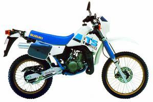 Suzuki TS125 1988