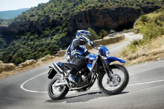 Yamaha XT 660 todo terreno