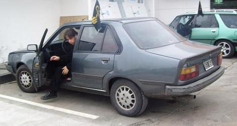 Renault 18 modelo