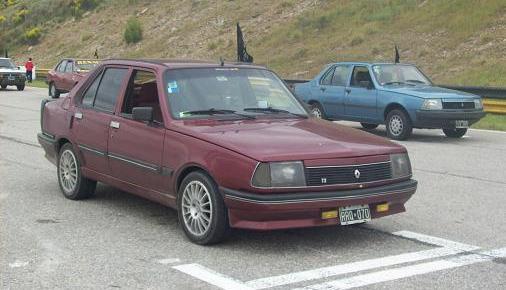 Renault 18 competicion