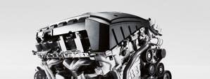 el motor del BMW Z4