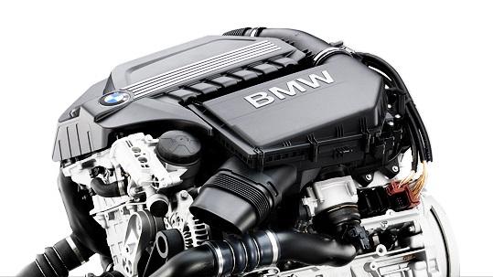 BMW serie 5 Gran Turismo motor