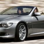 BMW Serie 6 Cabrio 1