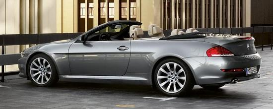 BMW Serie 6 Cabrio 2