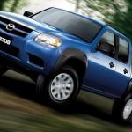 Mazda BT50 con un nuevo diseño, más moderno y refinado