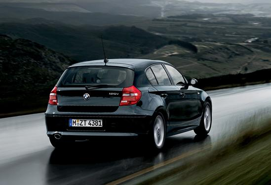 BMW SERIE 1/5 puertas 6