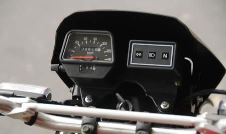 AKT 150 TT tablero