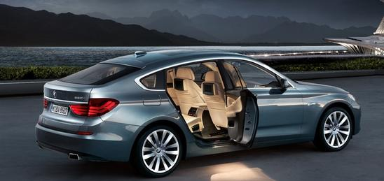 BMW serie 5 Gran Turismo 4