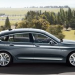 BMW serie 5 Gran Turismo 5