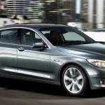 BMW serie 5 Gran Turismo 8