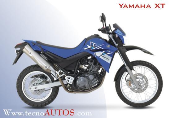 Yamaha XT 660 Tecnoautos