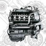 Touareg Volkswagen motor