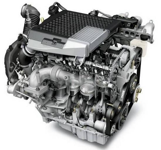 Mazda CX-7 motor