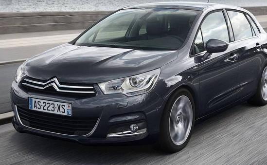 Citroën C4 exterior
