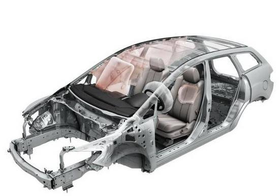 Mazda CX-7 bolsas de aire