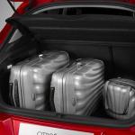 Citroën C4 interior baúl
