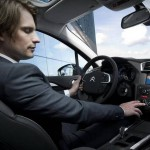 Citroën C4 interior panel