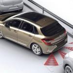 la seguridad del Citroën C4