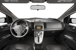Nissan Sentra 2011 panel