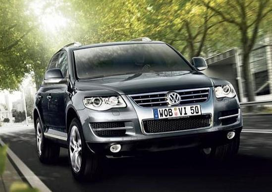 Touareg Volkswagen 3