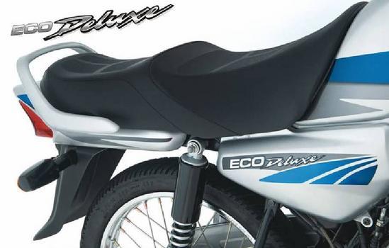 Honda Eco Deluxe cojineria