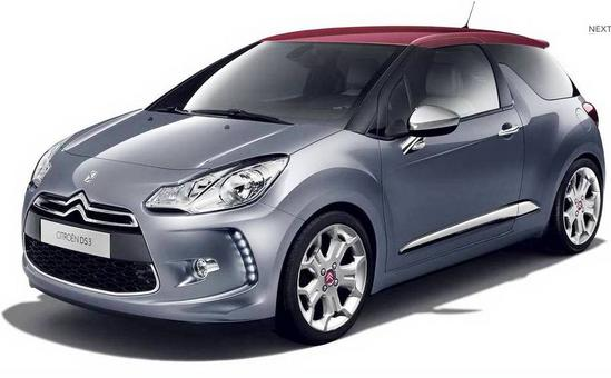 Citroën Nuevo DS3 14