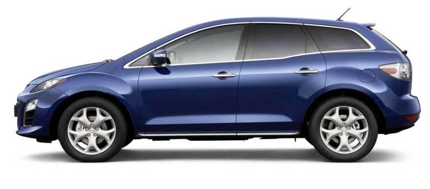 Auto Perfil Fondo Blanco Auto De Perfil Fondo Blanco Mazda Cx 7 Perfil Precios Fichas