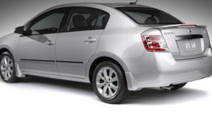 Nissan Sentra 2011 perfil