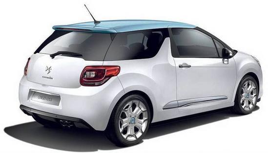 Citroën Nuevo DS3 18