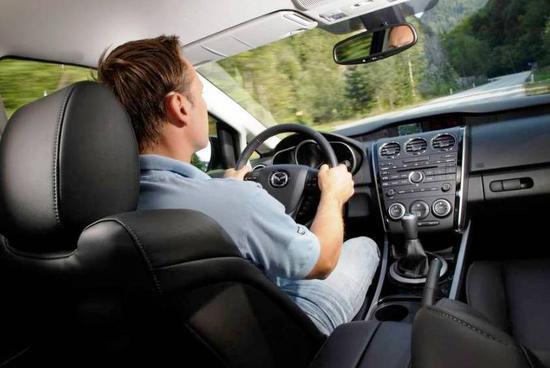 Mazda CX-7 el conducir