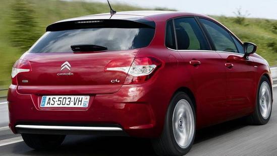 Citroën C4 3